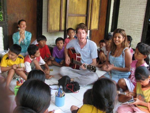 Bali orphanage