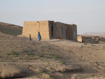Afghan_house
